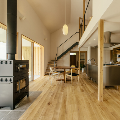 『 M – HOUSE  』